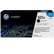 HP Q6470A 501A Black LaserJet Toner Cartridge
